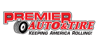 premier tire auto logo small base