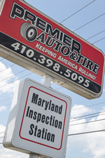 premier auto services inspection